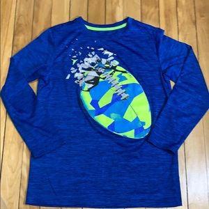 Old Navy Active Boys Shirt Size Large